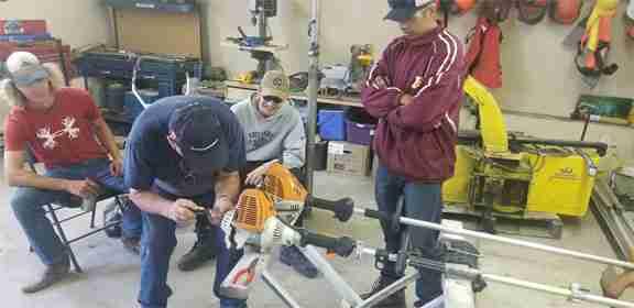 equipment maintenance employment opportunities